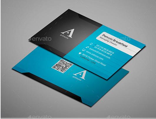 BEST BUSINESS CARD TEMPLATES PSD Diseño Gráfico Pinterest - Modern business card design templates