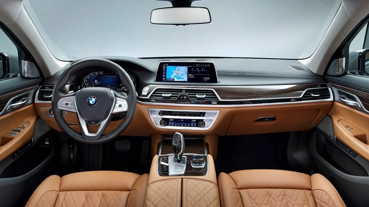 Bmw G12 750li Xdrive Sedan Facelift Interior Design Bmw G12