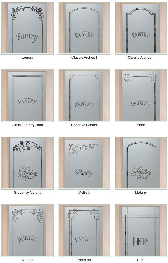 Creative Pantry Door Ideas Use Unicorn Spit To Milk Glass Farmhouse Pantry Frosted Glass Pantry Door Kitchen Pantries Diy