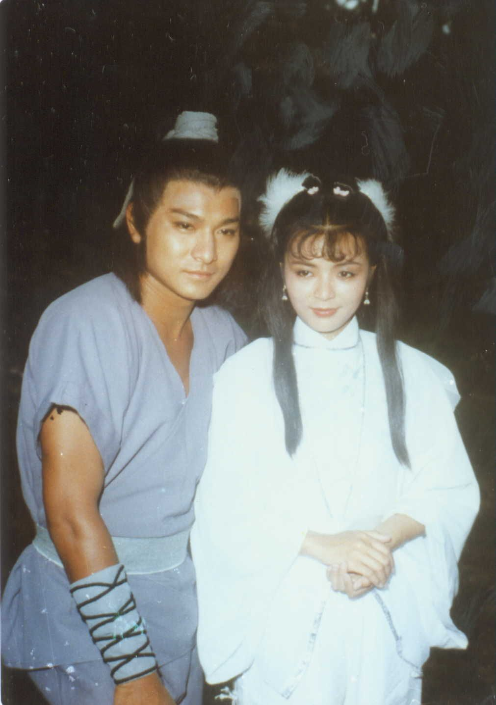 Andy Lau & Idy Chan | Return Of The Condor Heroes 1983 in