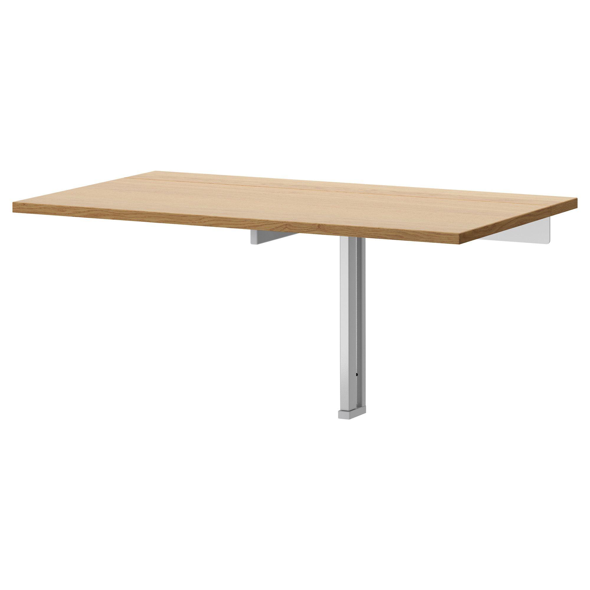 BJURSTA Wall mounted drop leaf table IKEA