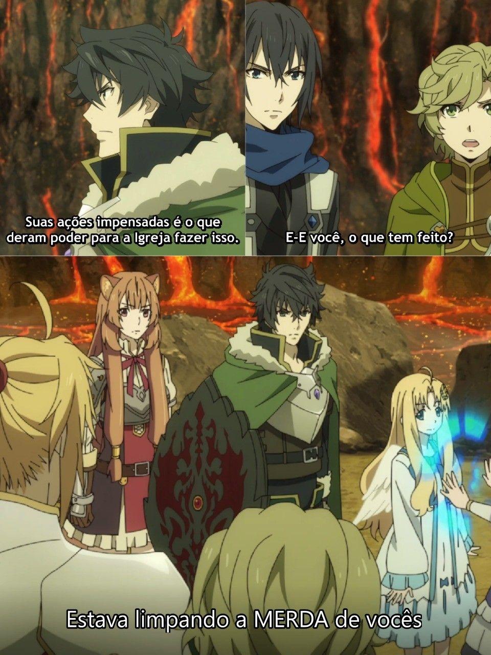 Juro que não mexemos na legenda 😂 Anime, Legendas, Mexido