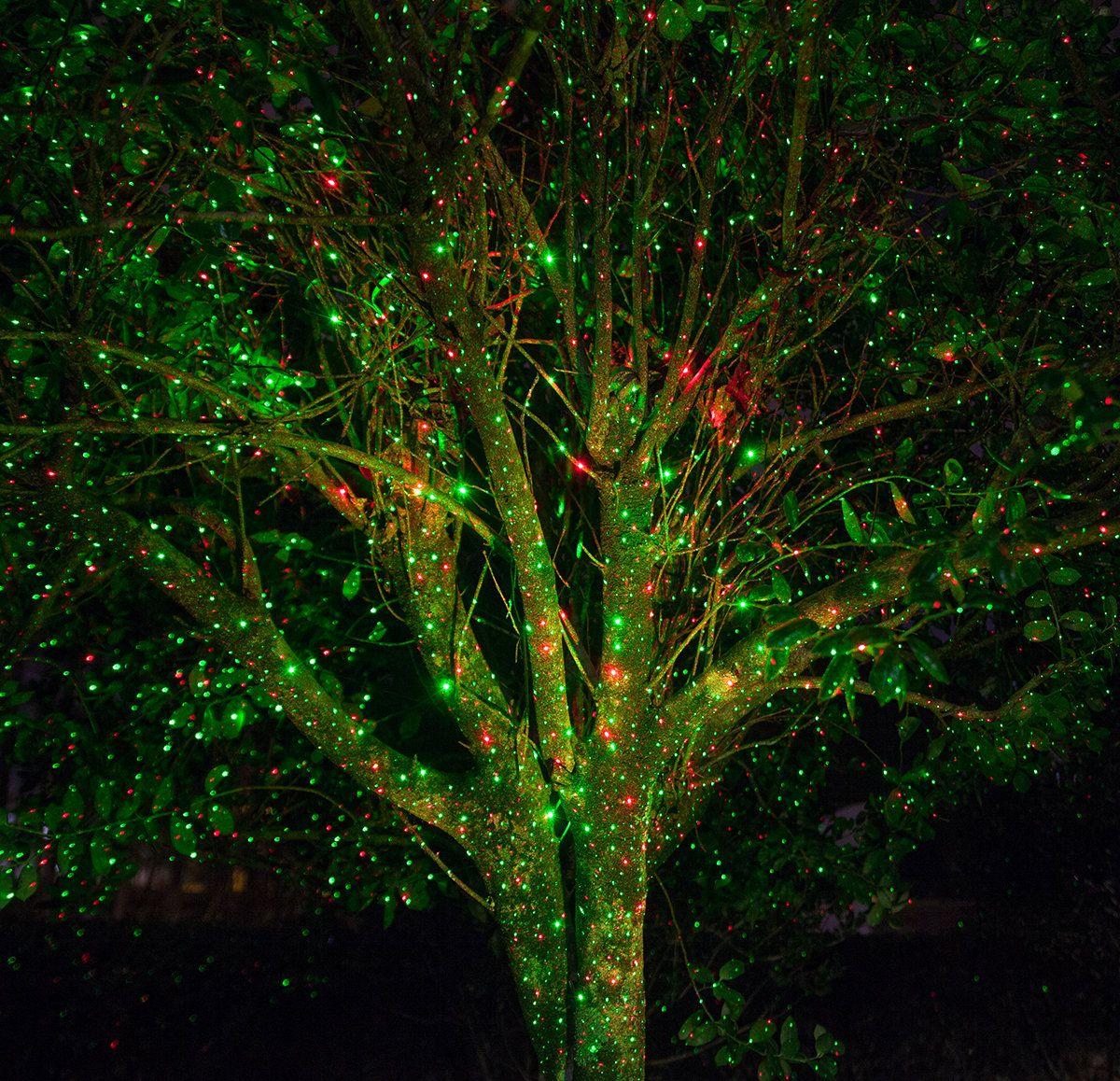 Laser Christmas Lights.Static Laser Projector Decorative Lighting Projectors In