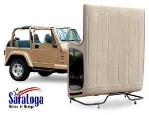 Here S An Excellent Way To Store Your Wrangler Hard Top This