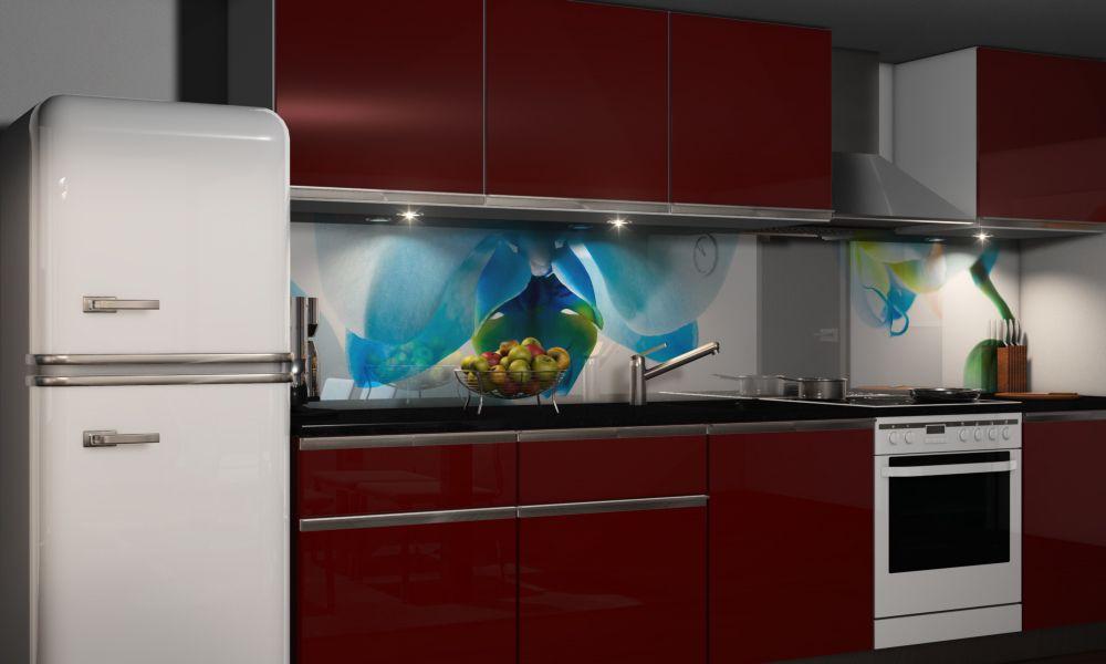 Küchenrückwand Selbstklebend ~ Klebefolie küchenrückwand möbel & wohnen kuechenrueckwand folien