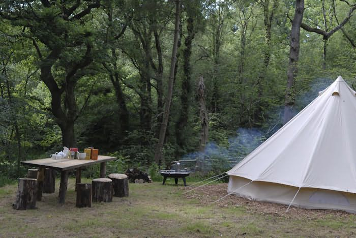 Crafty Camping: Guy Mallinson's glamping and green ...