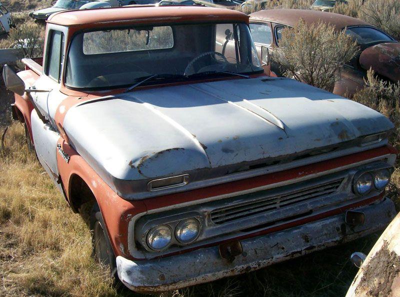 Chevrolet Vintage Trucks