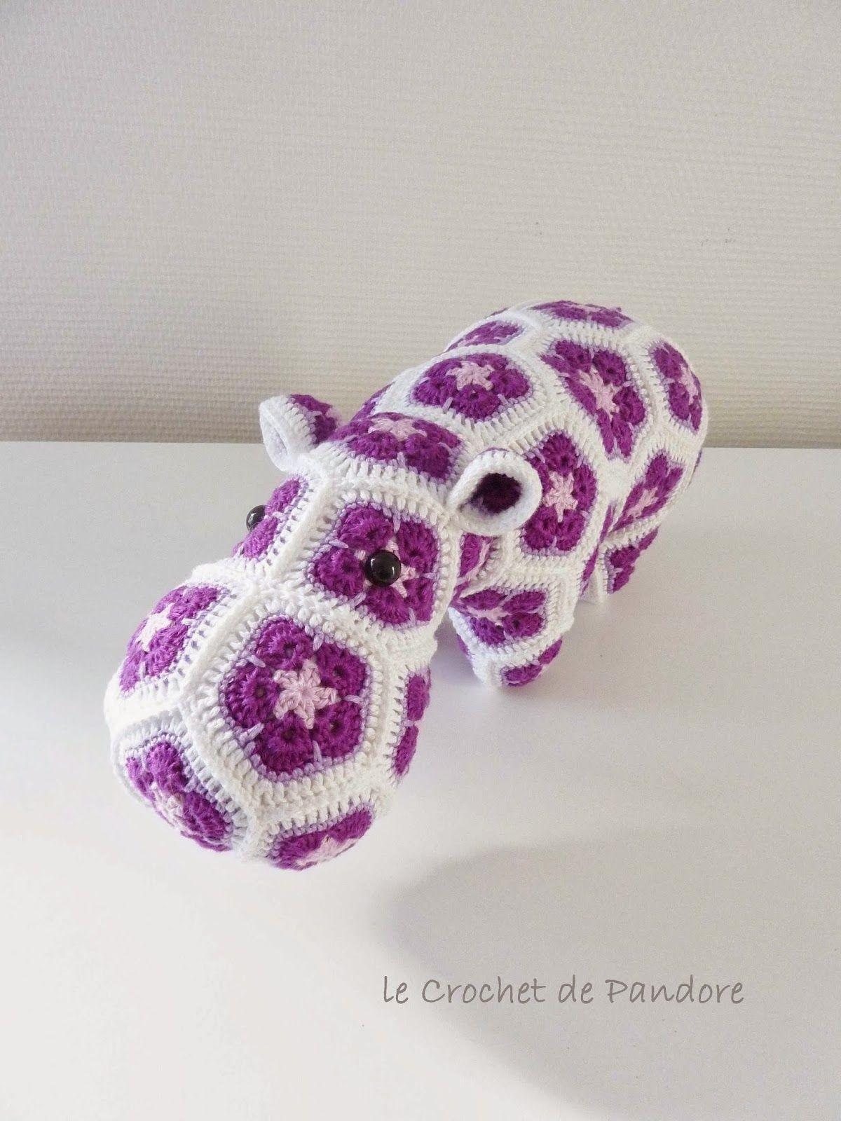 le Crochet de Pandore: Crochet amigurumis | amigu | Pinterest | Croché
