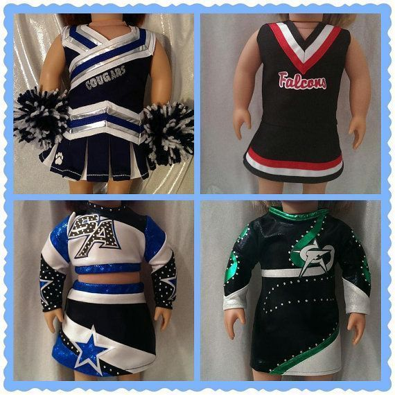 Custom Made Cheerleader Outfit for 18-inch Dolls! From 45 - 70 and up #18inchcheerleaderclothes Custom Made Cheerleader Outfit for 18inch Dolls by ANeedleNThread, $45.00 #18inchcheerleaderclothes Custom Made Cheerleader Outfit for 18-inch Dolls! From 45 - 70 and up #18inchcheerleaderclothes Custom Made Cheerleader Outfit for 18inch Dolls by ANeedleNThread, $45.00 #18inchcheerleaderclothes Custom Made Cheerleader Outfit for 18-inch Dolls! From 45 - 70 and up #18inchcheerleaderclothes Custom Made #18inchcheerleaderclothes