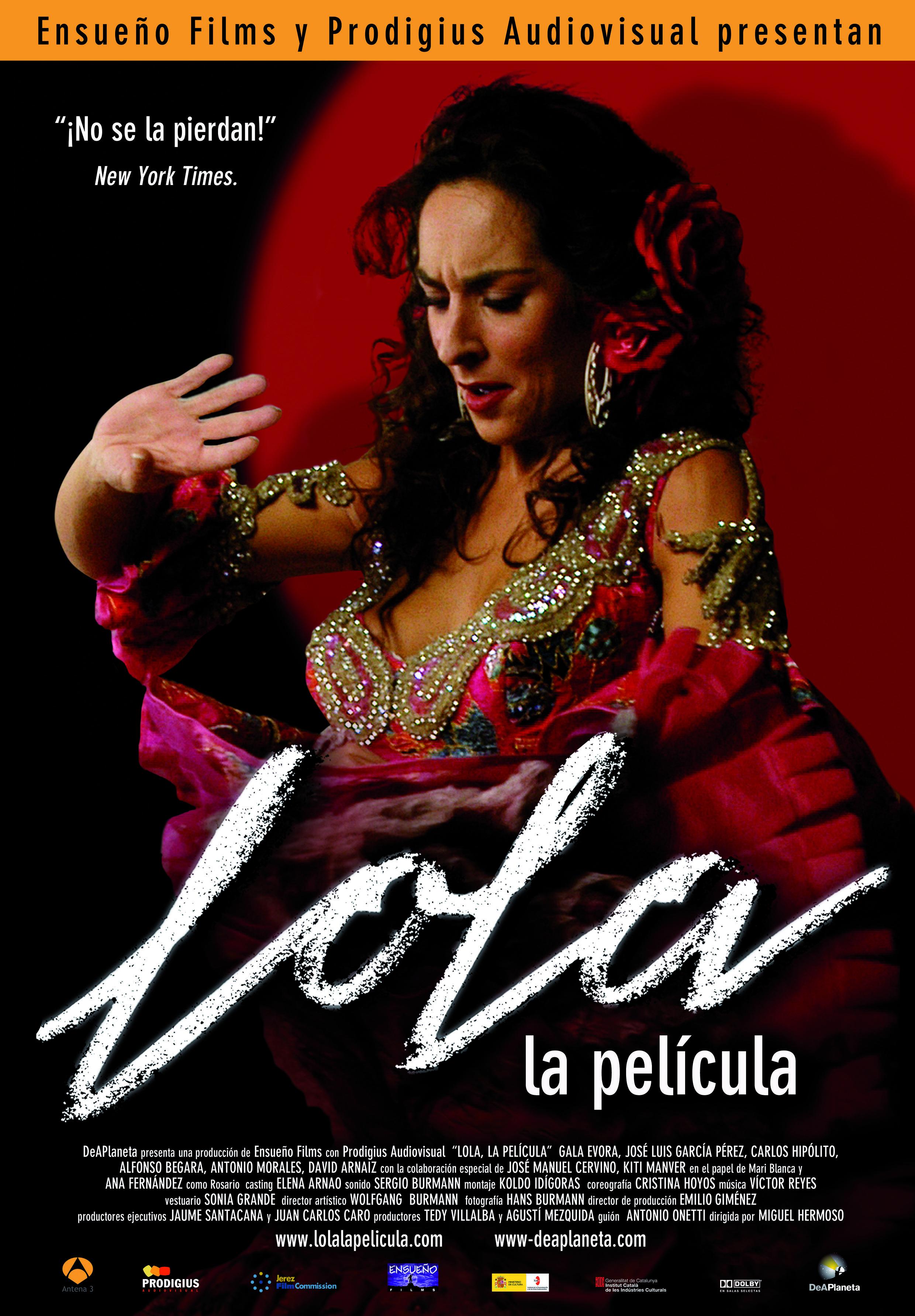 Lola La Pelicula Atresmedia Cine Dirigida Por Miguel Hermoso Estreno 2007 Peliculas Completas Peliculas Filmografia