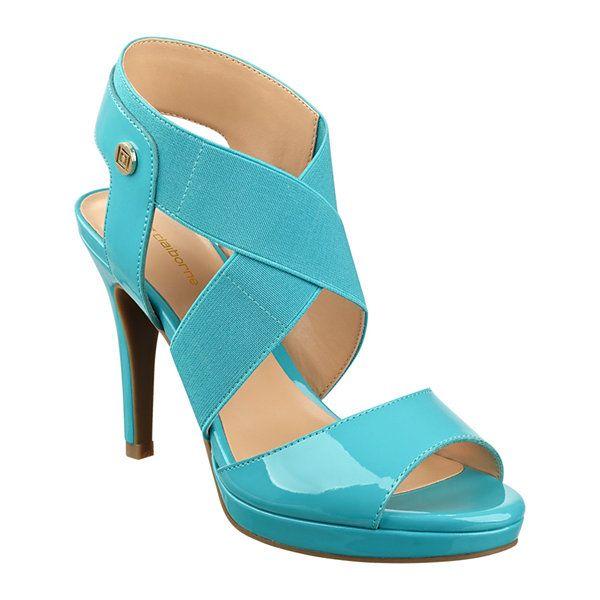 8e459a8e911a Liz Claiborne Dapper High Heel Sandals - JCPenney