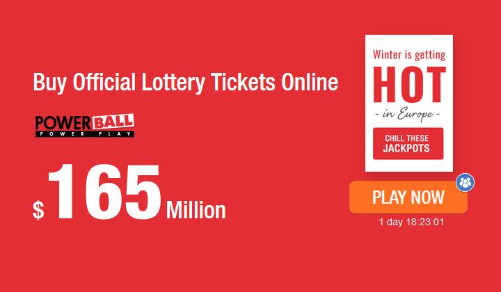 Buy lottery tickets online lottery tickets online