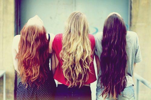 cabellos de colores fantasia en las puntas - Buscar con Google