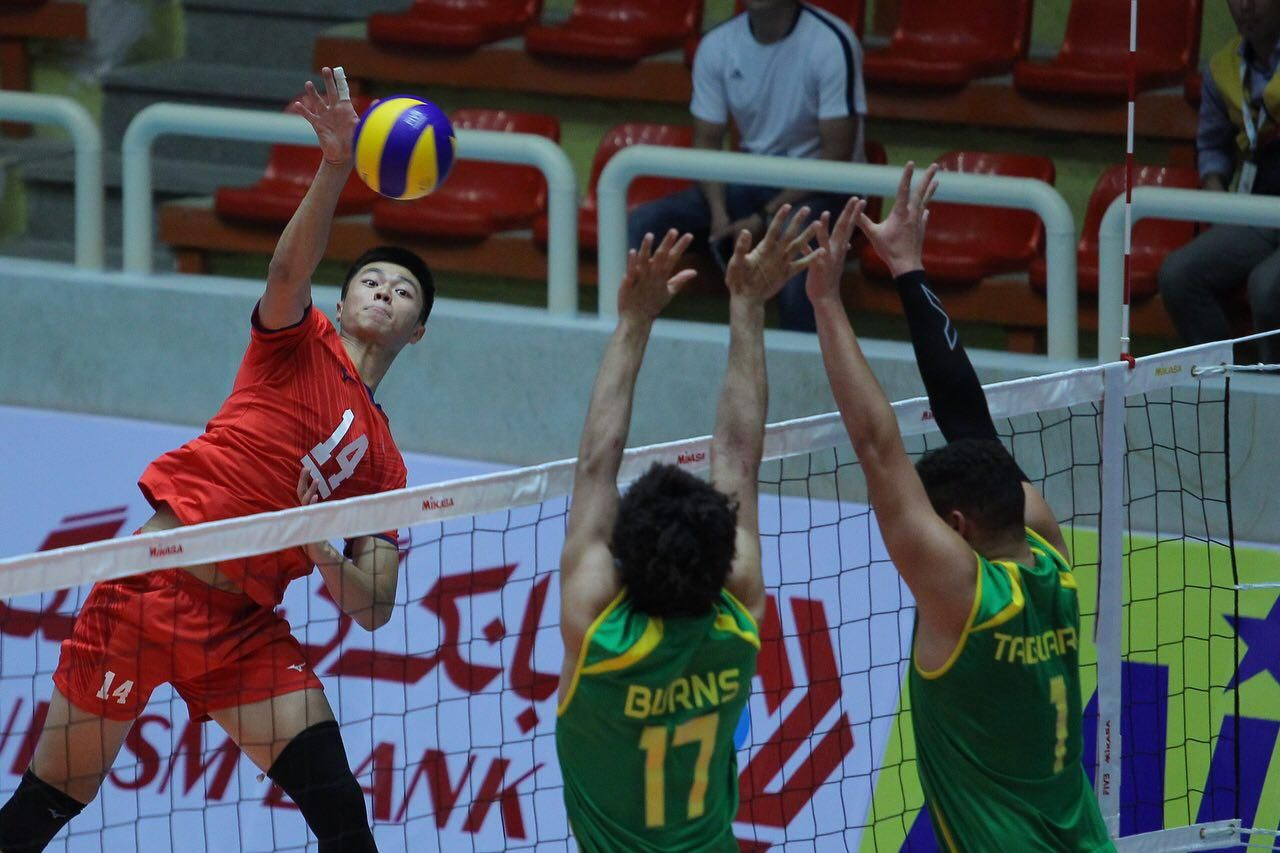 World Volleyball Is Under Construction Face Off Taipei Highlights