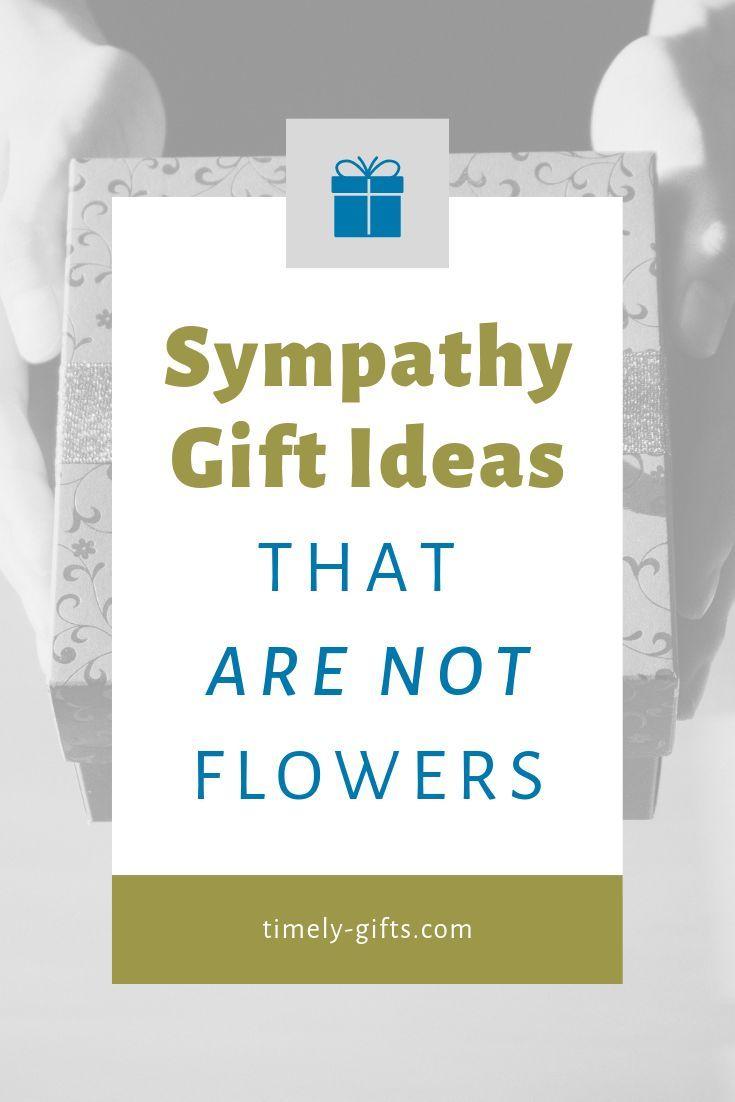unique sympathy gifts ideas