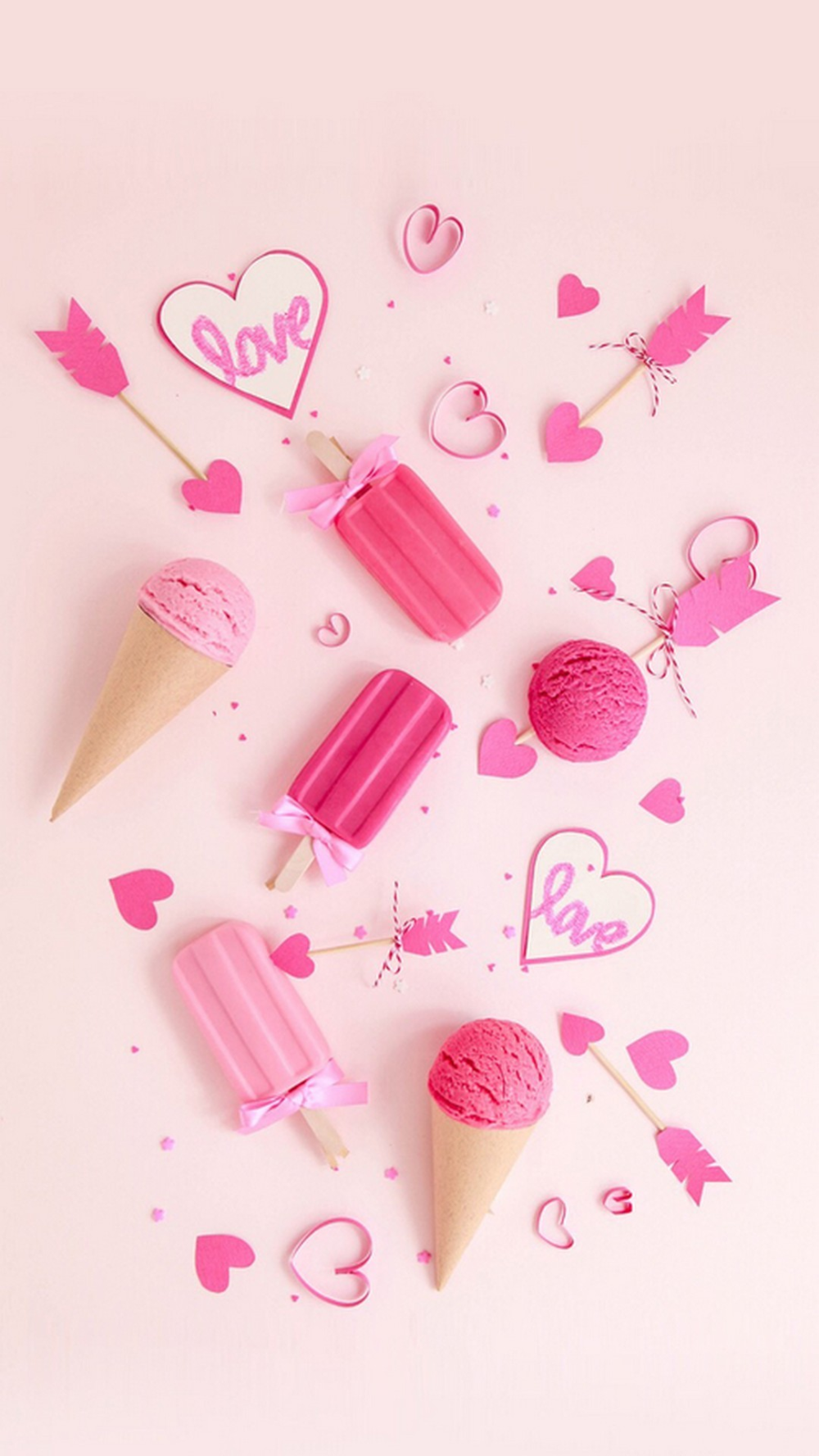 Android Phone Wallpaper For Girls 3d Wallpapers Pink Wallpaper
