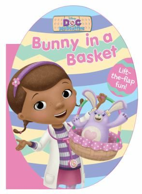 Bunny in a basket : lift-the-flap fun!
