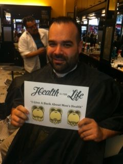#movember #boltbarbers http://www.boltbarbers.com #prostatecancer #testicularcancer #livestrong #pcf #prostatecancerfoundation #forsocialbeasts