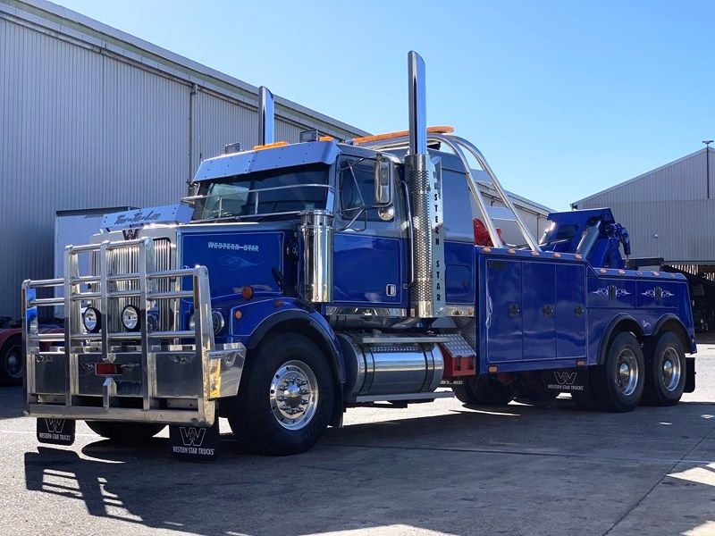Western Star 4800fx Recovery Tow Truck Australia