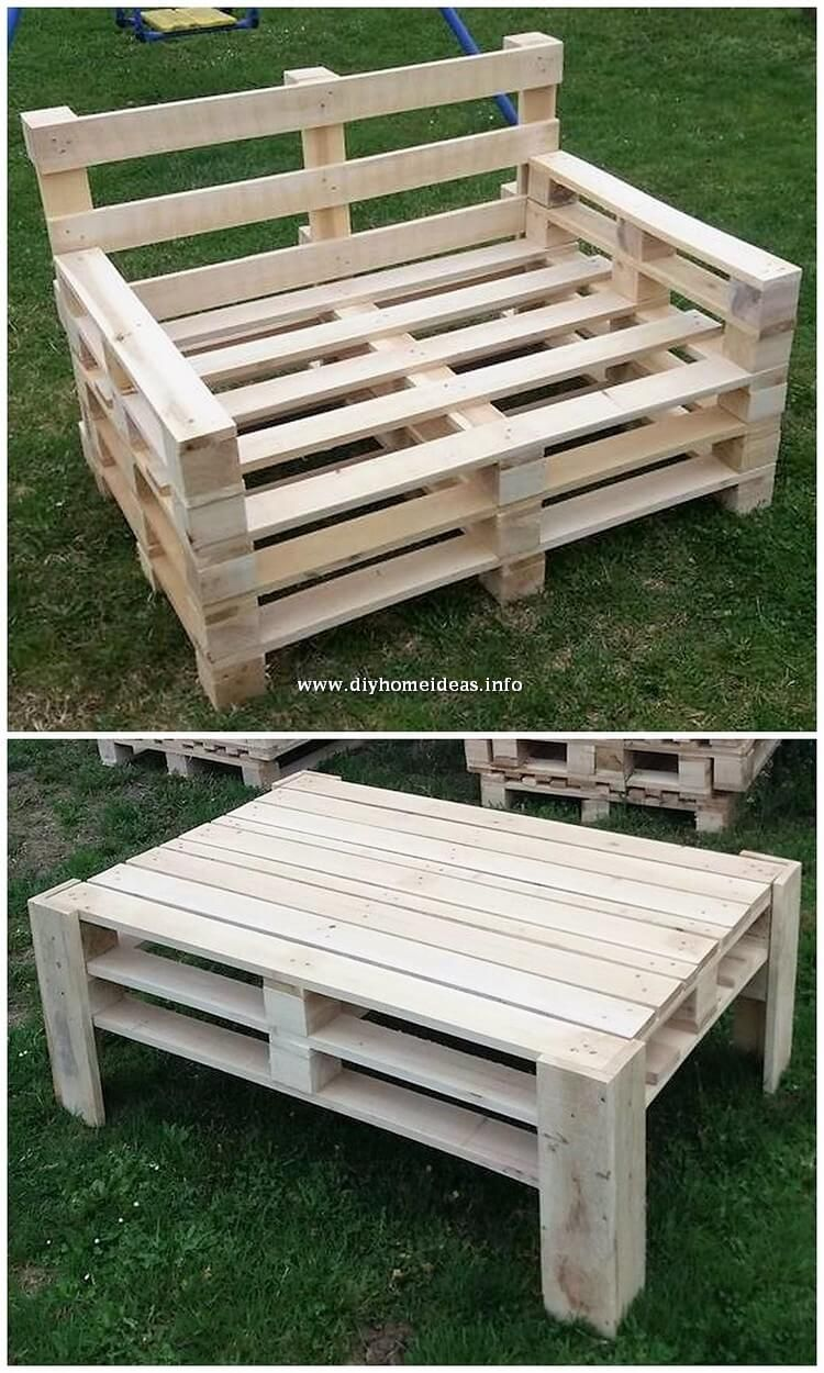 30 Diy Amazing Furniture Ideas With Wood Pallets Wood Pallets