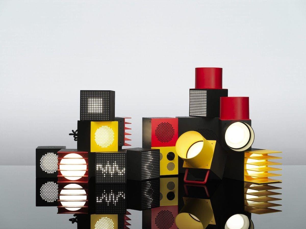 Ikea Frekvens Audio Licht Produkte Von Teenage Engineering In 2020 Ikea Lautsprecher Licht