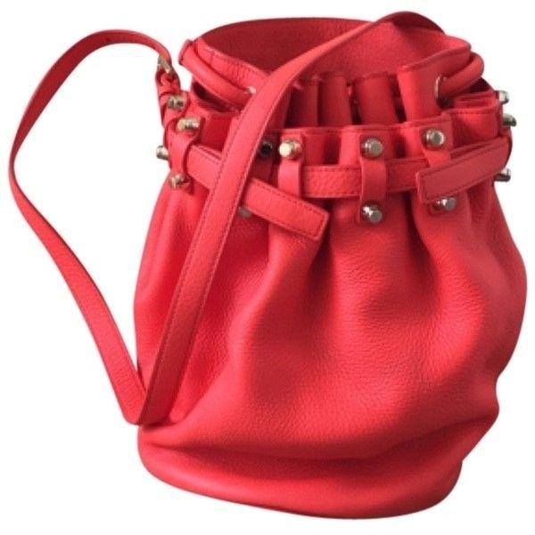 Pre-owned - Diego leather crossbody bag Alexander Wang ozUV6dDus