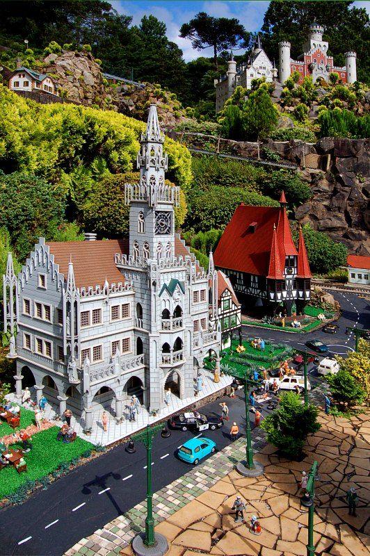 O Mini Mundo é encantador, faz a gente ser criança novamente Gramado, Rio Grande do Sul, Brazil