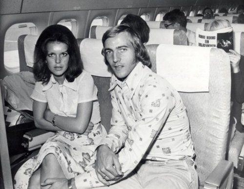 Johan y Marianne Neeskens.