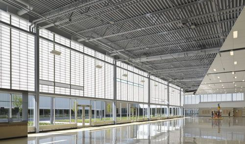 Architect DLR Group; Photo James Steink& & Architect: DLR Group; Photo: James Steinkamp   Doors + Windows + ... azcodes.com