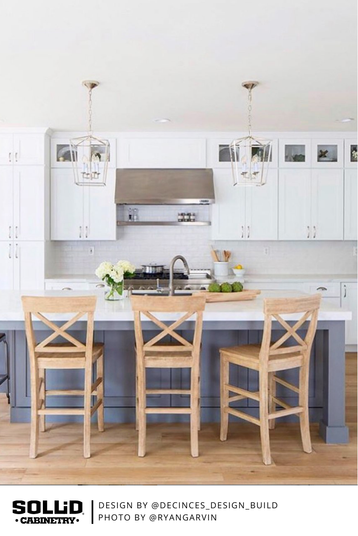 Modern Farmhouse Kitchen In 2020 Farmhouse Kitchen Design Custom Kitchen Cabinets Modern Farmhouse Kitchens