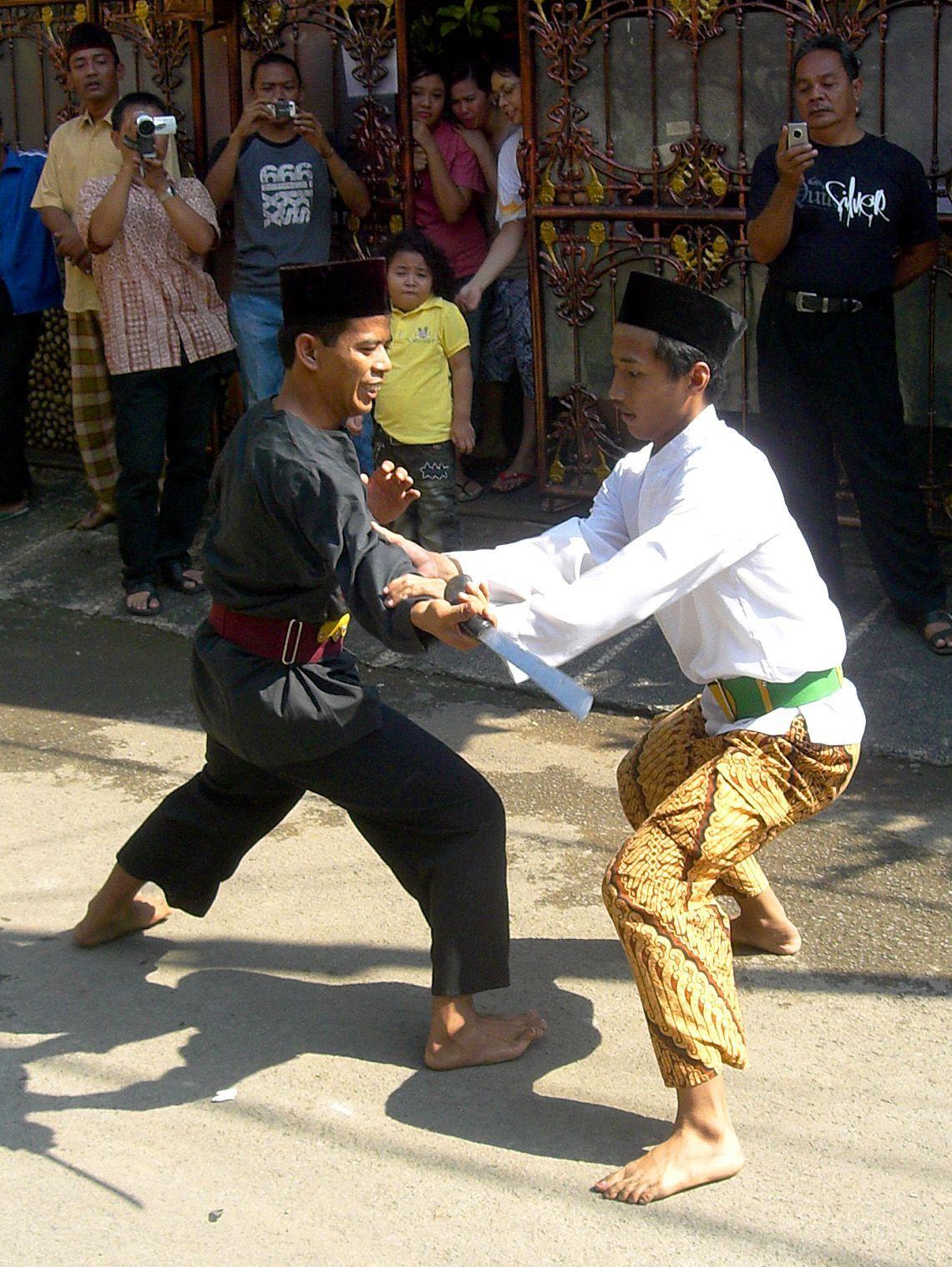Beladiri Cina : beladiri, Indonesian, Pencak, Silat, Diri,, Silat,