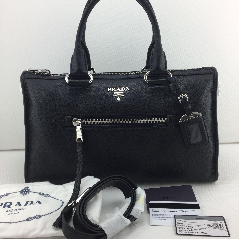 acc5e803fd3edf ... reduced prada handbag shoulder bag bl0805 vitello phenix 11d12 d3b26