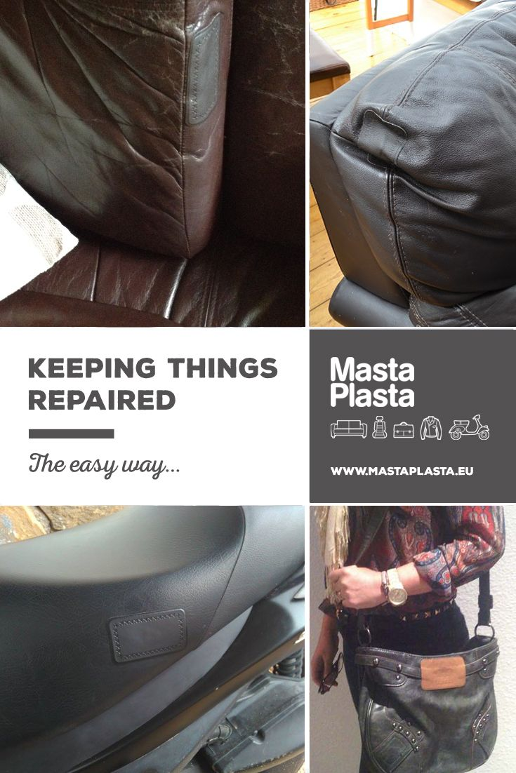 Leather Repair Patches To Covers Holes, Rips, Tears And Stains To Any  Leather Or