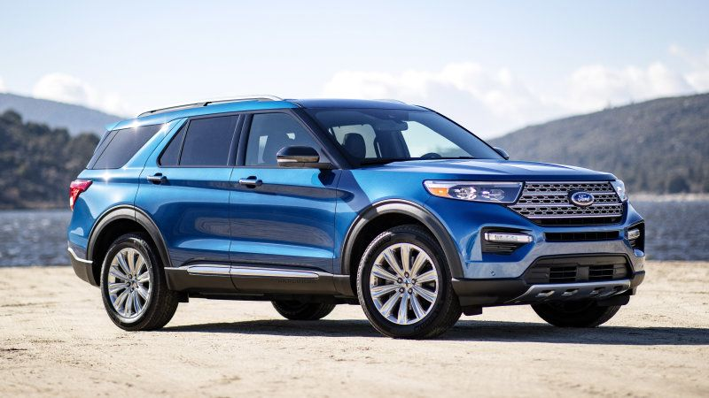 2020 Ford Explorer Reviews Ford Explorer 2020 Ford Explorer
