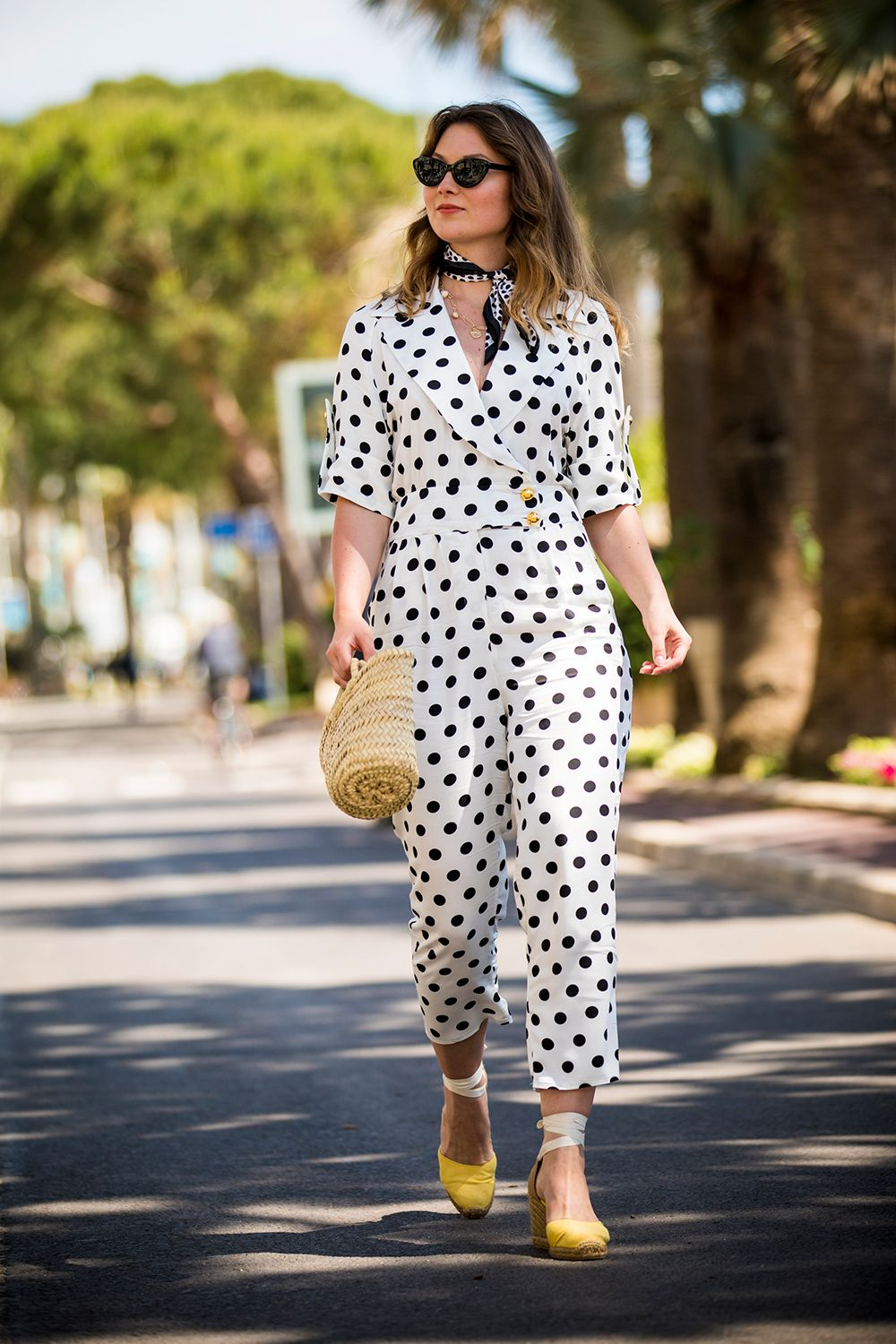 Street Style Guide to Summer Work Attire foto