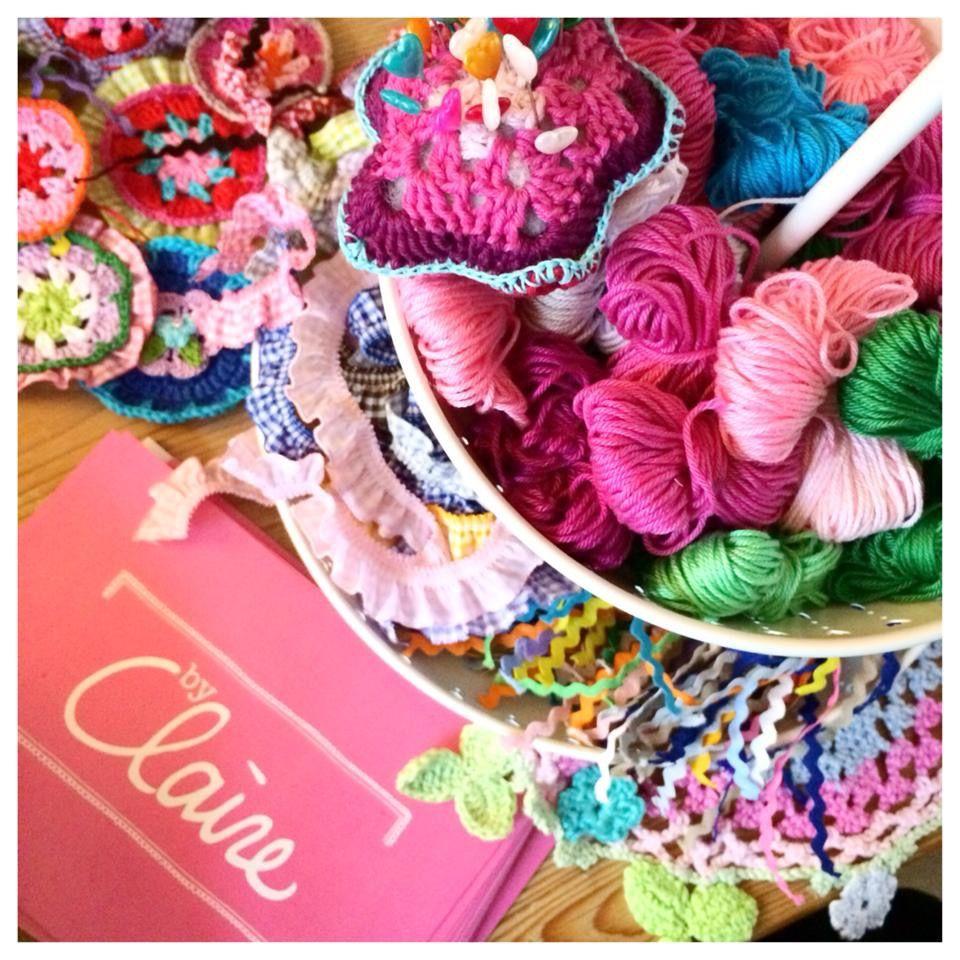 Bron By Claire Via Facebook Haken En Meer Crochet Pinterest