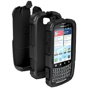 #Ballistic HC Case w/ Holster for #Motorola Admiral XT603, Black $42.99 From #DayDeal