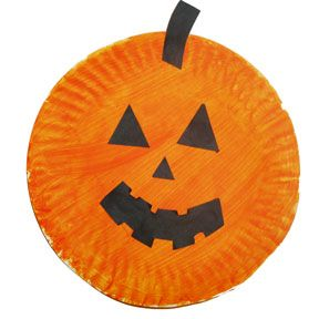 Orange Color Craft Lessons Pumpkin Crafts Color Crafts Orange