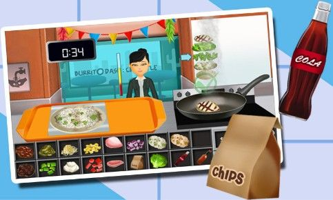Cooking Game For Android | Top Selling Android Source Code | Cooking