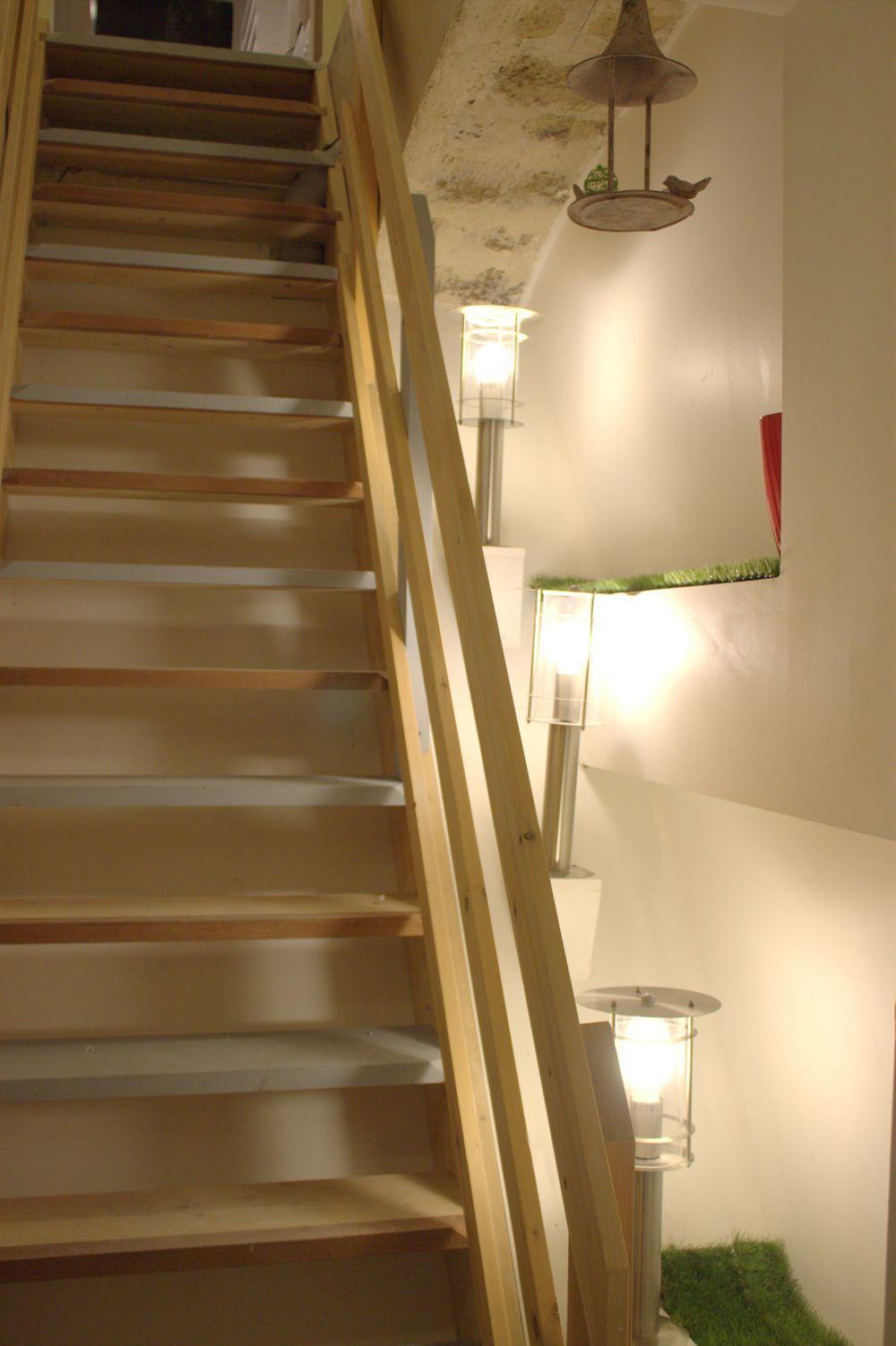 Escalier Bar A Ongles Gel Uv Vernis
