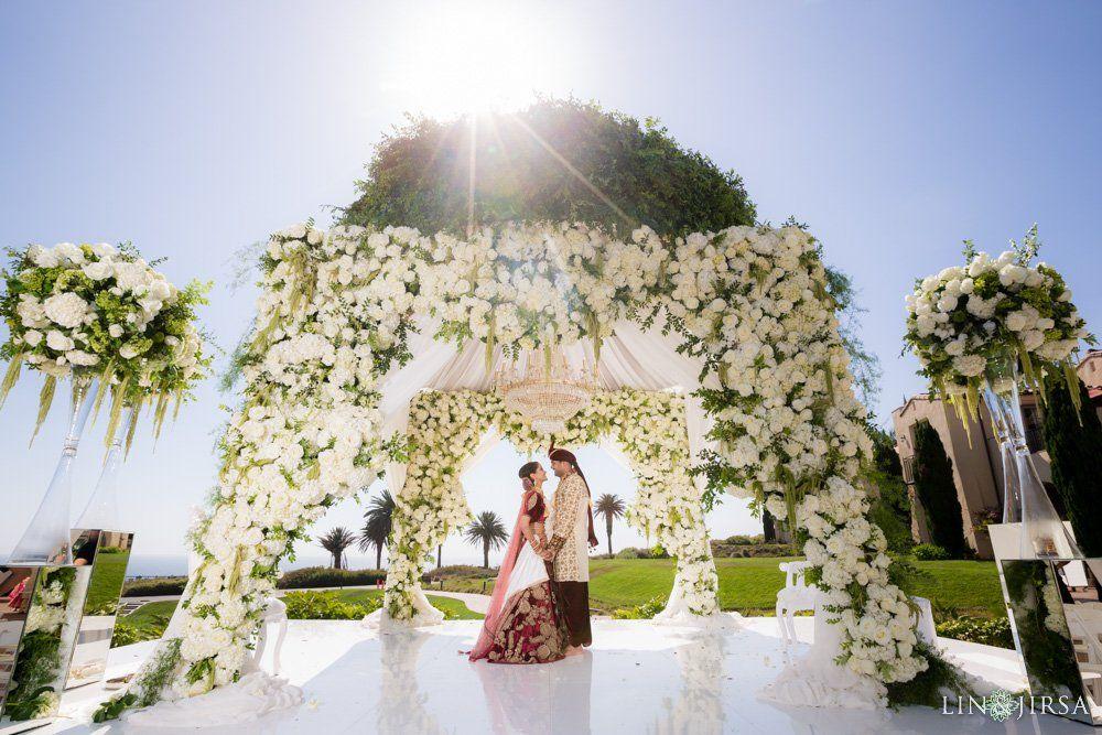 Terranea Resort Indian Wedding Terranea Resort Indian