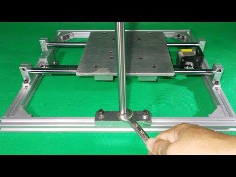 Homemade RepRap Prusa 3D Printer Engraving Plotter Laser