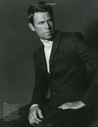 Simon Clark British Model Model Model Agency Men