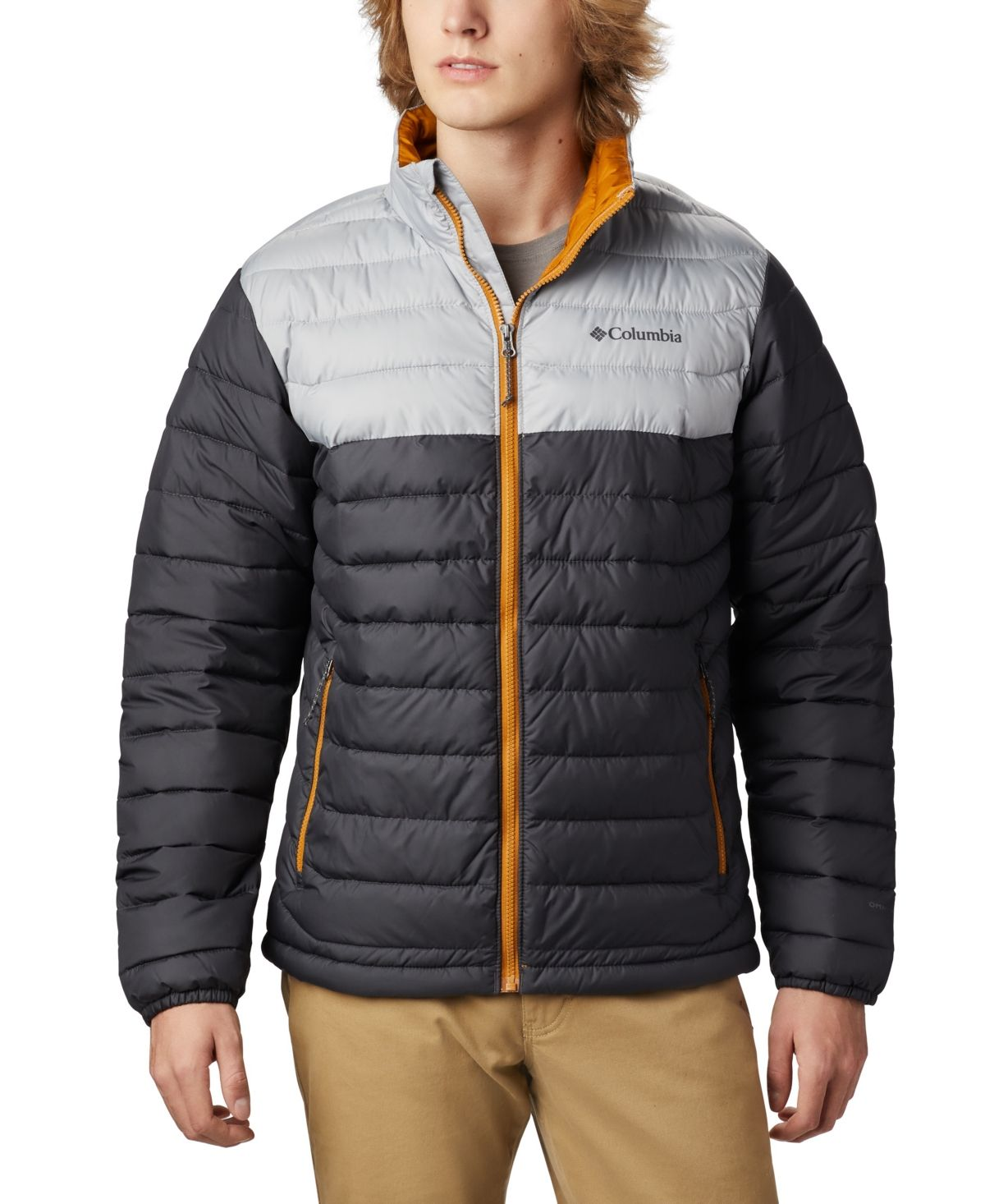 Photo of Columbia Men's Big & Tall Powder Lite ™ Jacket & Reviews – Coats & Jackets – Men – Macy's