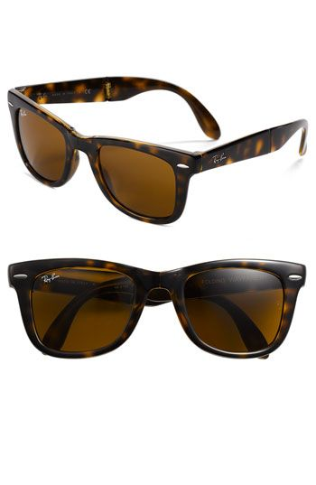 f23369286 Wayfarer | Ray-Ban. Always my go-to | Occhiali .~* | Óculos ...