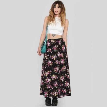 Marigold Maxi Skirt - Gypsy Warrior