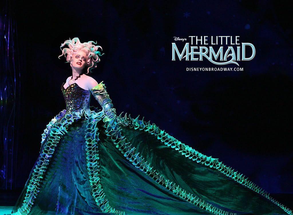 Ursulau0027s Costume from The Little Mermaidu0027s Broadway Show  sc 1 st  Pinterest & Ursulau0027s Costume from The Little Mermaidu0027s Broadway Show | Broadway ...