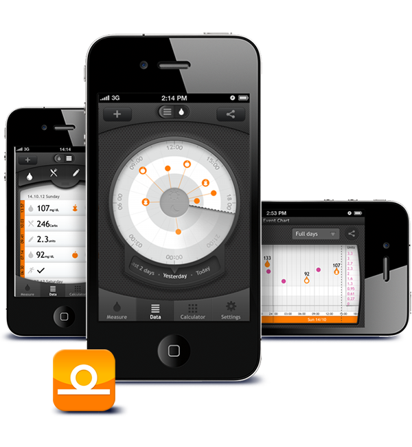 Dario - Glucometer app design on App Design Served