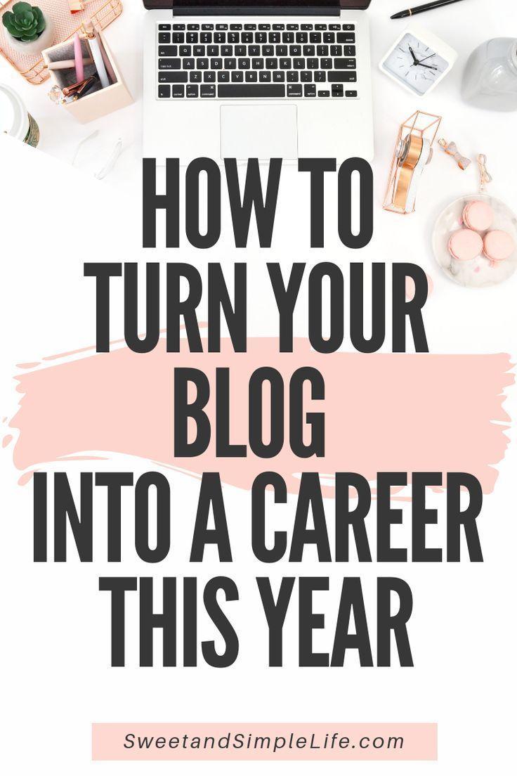 Wie Sie Ihr Blog 2019 zu einem Geschäft machen, das Geld verdient   – || Ditching The 9-5 Job