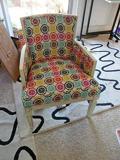 I would love this chair